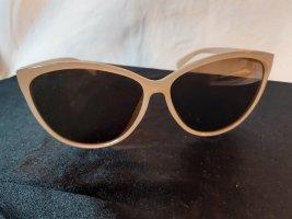 Butterfly bril beige-room Gemengd weefsel