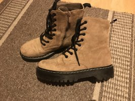 keine Lace-up Boots multicolored