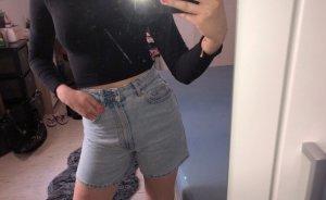 Beliebte Jeansshorts im Mom Fit aus Zara