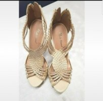 Belle Women High Heels cream