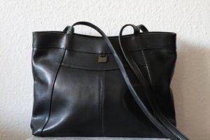 BELLINI Shoulder Bag black leather