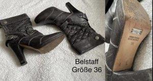 Bellstaff Wedge Booties grey