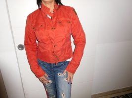 Belstaff Biker Jacket bright red-red