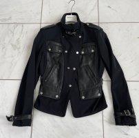 Belstaff Leather Jacket black leather