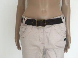 Ben Sherman Cintura di pelle bronzo-marrone-nero