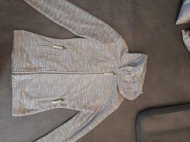 Bench Fleece Jacke in grau