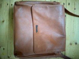 Bench Handtasche Cognacfarben