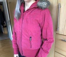 Bench Jacke Damen pink Größe M/L