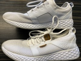 Bench Sneakers met veters wit