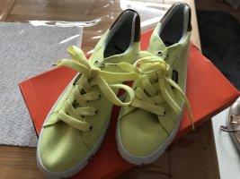 BENCH Sneaker-Turnschuhe gelb Gr. 39 NEU