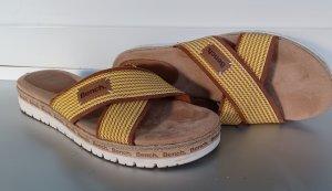 Bench Clog Sandals yellow