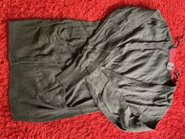 Bench Strickjacke grau M