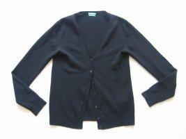 benetton cardigan neu schwarz gr. xs 34/ s 36