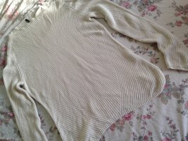 Benetton Pullover Creme Gr M
