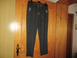 Laura Torelli Spodnie dresowe antracyt