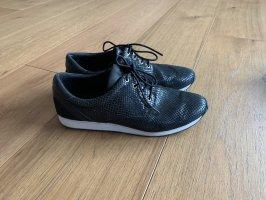 Bequeme Sneaker aus Leder