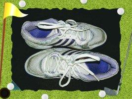 Bequeme Sportschuhe für Frauen von Adidas GR: 38,5