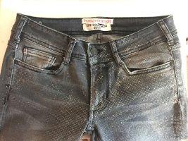 Berenice Jeans skinny multicolore coton