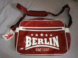 Berlin Tasche Bordeaux