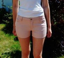 Bermuda Shorts Jeans Rosé