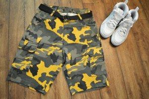 Bermuda Sommer Camouflage Hose Gr. 36 Amarican Bazi