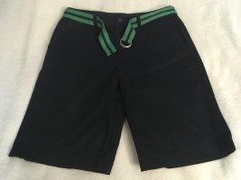 Polo Ralph Lauren Bermudas dark blue-forest green cotton