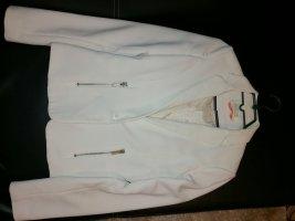 Bershka 36 S  blazer Jacket weiß creme schön elegant