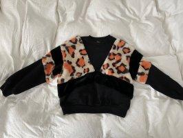 Bershka Pullover Leopard