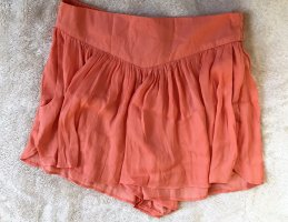 * BERSHKA * Shorts Hosenrock lachs orange Gr S