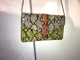 Bershka Tasche in Schlangenoptik