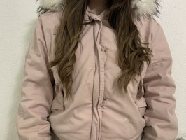 Bershka Down Jacket multicolored