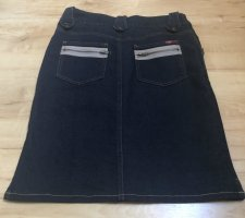Besonderer Jeans-Rock mit auffälligen Taschen! Wie neu!