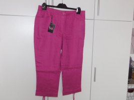 Best Connections 7/8 Length Trousers magenta