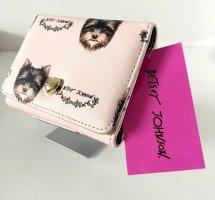 Betsey Johnson Portafogli rosa chiaro