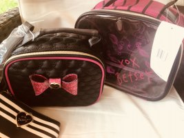 Betsey Johnson Travel Kit Kosmetik Bag Taschen Set
