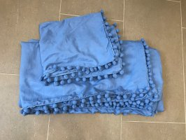 Camicia da notte blu acciaio