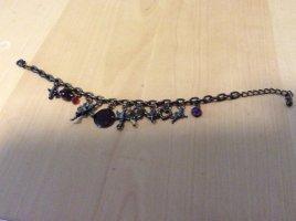 Bijou Brigitte Charm Bracelet multicolored