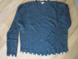 Better Rich Wool Sweater slate-gray alpaca wool