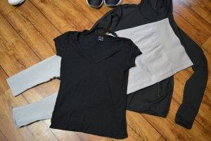 Beyond Limits Sports Shirt black-grey