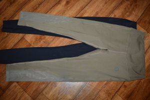 Beyond Limits Leggings khaki Neu 36 mit Mesh
