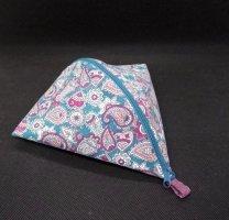Bezaubernde & praktische Kosmetiktasche - Bag-in-Bag -#Paisley