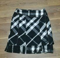 Biba Plaid Skirt multicolored