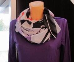 Biba Shoulder Scarf multicolored cotton