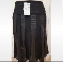 Biba Leather Skirt black