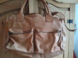 big bag leder Butlers design vintage