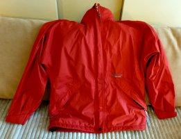 Blueberry Raincoat black-red