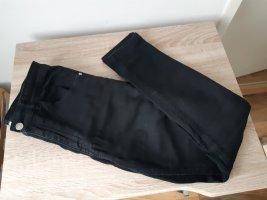 Bik Bok Hoge taille jeans zwart
