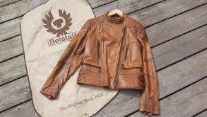 Biker-Lederjacke *Belstaff* braun (ital.44)
