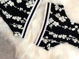 H&M Bikini blanc-noir