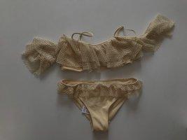 bikini gelb